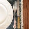 home placemat in tourmaline