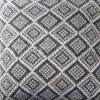 Knitted Diamonds Cushion CW2009 - All Wool Cover