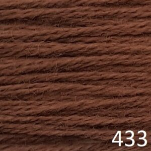 CP1433-1 Chocolate Brown
